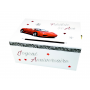 Urne Anniversaire Adulte thème Ferrari Rouge
