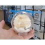 Boule Plexiglass avec Bonbons Cadeau Fin d'Année Ecole Bleu Roi