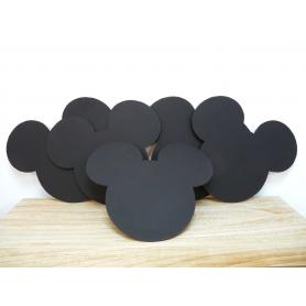 lot de 5 Sets de Table en bois 30 cm thème Mickey