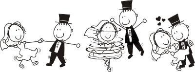 motif urne princesse mariage